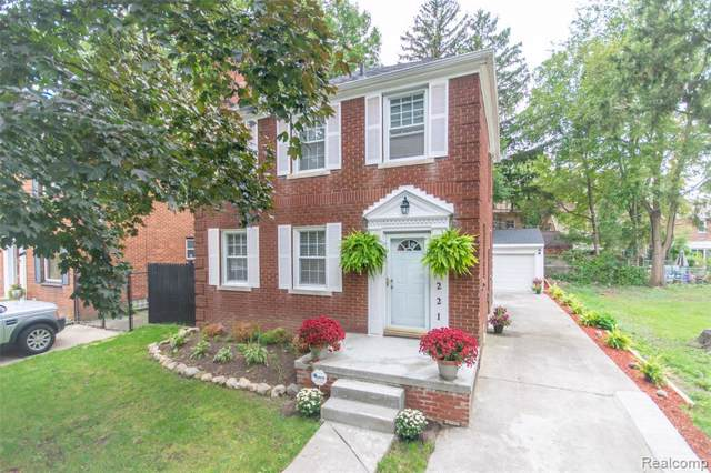 20221 Picadilly Road, Detroit, MI 48221 (#219117293) :: GK Real Estate Team