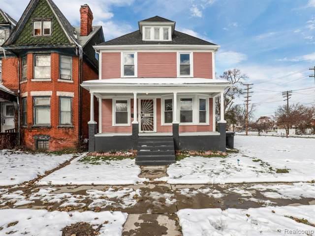445 Smith Street, Detroit, MI 48202 (#219117302) :: Duneske Real Estate Advisors