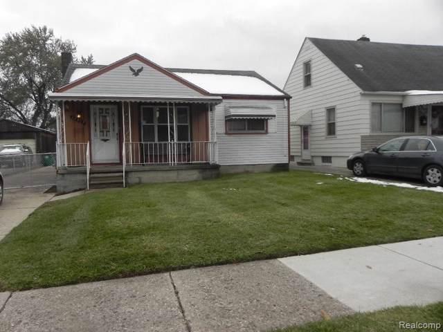 28805 Beechwood Street, Garden City, MI 48135 (#219117331) :: GK Real Estate Team
