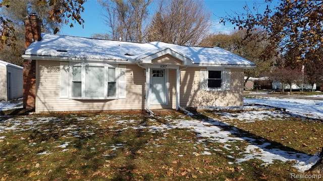8307 Crawford Street, Shelby Twp, MI 48316 (#219117379) :: The Alex Nugent Team | Real Estate One
