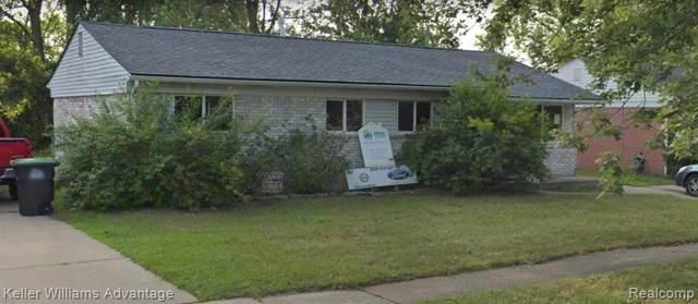 15155 Siebert Street, Taylor, MI 48180 (#219117430) :: Duneske Real Estate Advisors