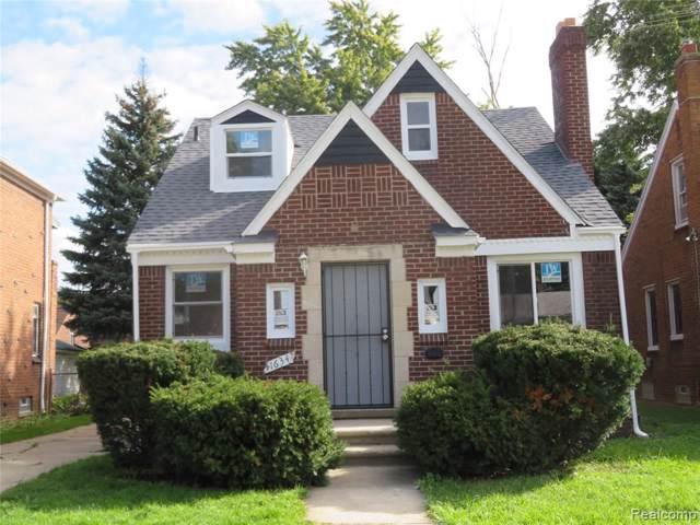 11634 Coyle Street, Detroit, MI 48227 (#219117509) :: RE/MAX Nexus