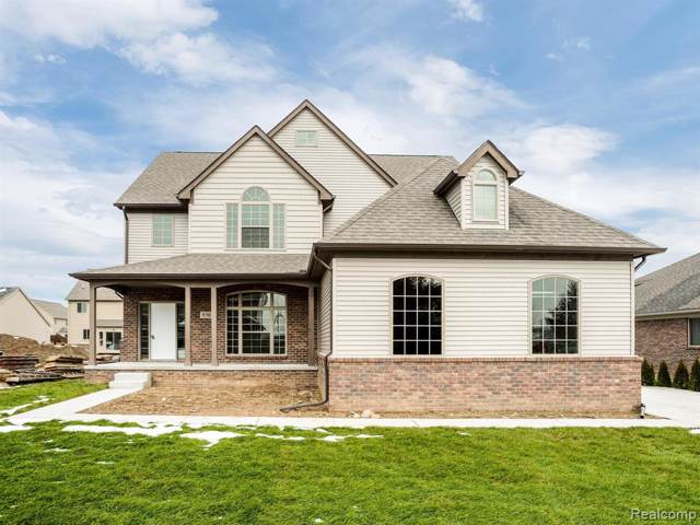856 W Bay Shore Drive, Oxford Twp, MI 48371 (#219117537) :: Team Sanford