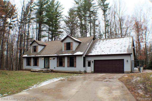 5023 Brown Road, Kenockee Twp, MI 48006 (MLS #219117562) :: The Toth Team