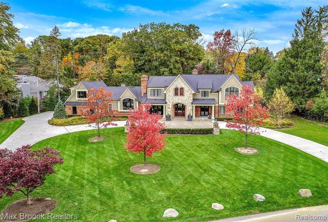 215 Martell Drive, Bloomfield Hills, MI 48304 (#219117633) :: The Alex Nugent Team | Real Estate One