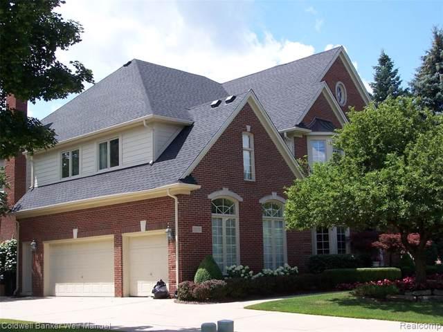 2079 Mapleridge Road, Rochester Hills, MI 48309 (#219117694) :: The Alex Nugent Team | Real Estate One