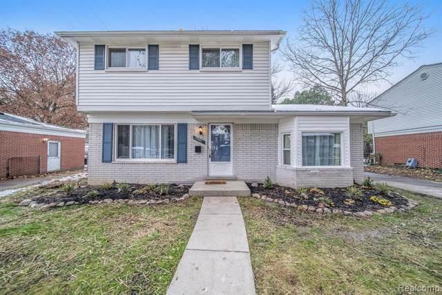 22907 Glenmoor Heights, Farmington Hills, MI 48336 (#219117710) :: The Alex Nugent Team | Real Estate One