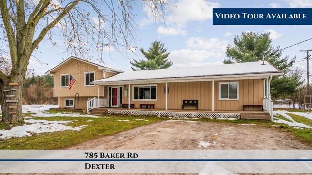 785 Baker Road, Scio Twp, MI 48130 (#543270096) :: Team Sanford