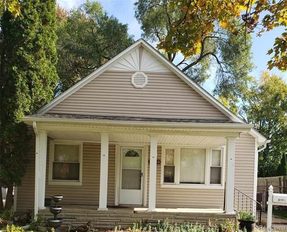 27479 Schoolcraft Groveland Street, Roseville, MI 48066 (#219117733) :: RE/MAX Nexus