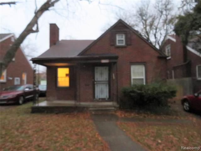 11399 Lauder Street, Detroit, MI 48227 (#219117759) :: Duneske Real Estate Advisors