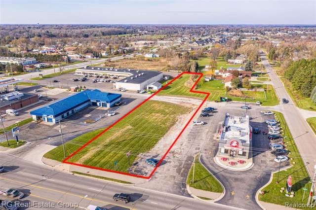 4480 Corunna Road, Flint Twp, MI 48532 (#219117867) :: The Buckley Jolley Real Estate Team