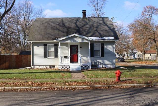 723 N 6TH, ST. CLAIR, MI 48079 (#58050000672) :: Alan Brown Group