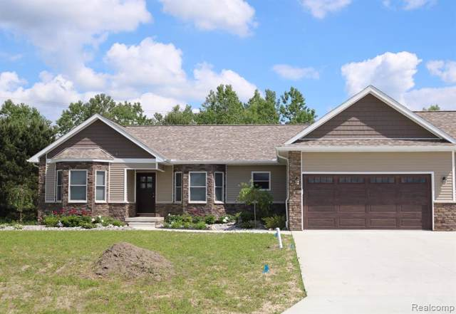 3199 S Elms Road, Flint Twp, MI 48473 (#219118021) :: The Buckley Jolley Real Estate Team