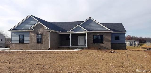5765 Jada Drive, Highland Twp, MI 48356 (#219118183) :: The Buckley Jolley Real Estate Team