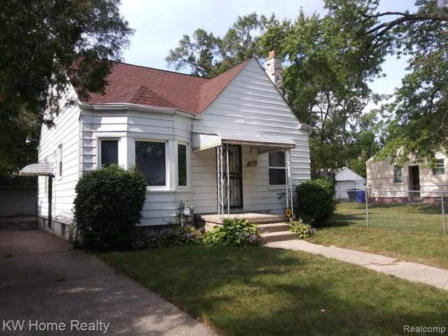16535 Lauder Street, Detroit, MI 48235 (#219118233) :: The Buckley Jolley Real Estate Team