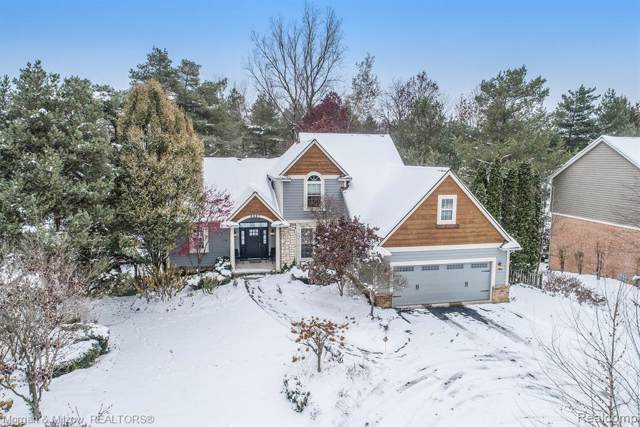 6991 Woodlyn Court, Independence Twp, MI 48348 (#219118298) :: GK Real Estate Team