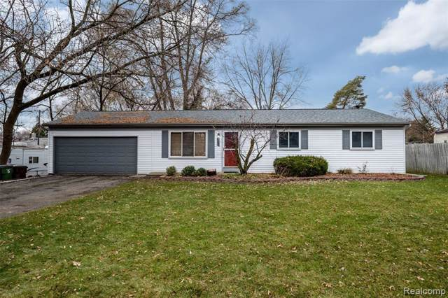 47087 Betty Street, Shelby Twp, MI 48317 (#219118341) :: The Buckley Jolley Real Estate Team