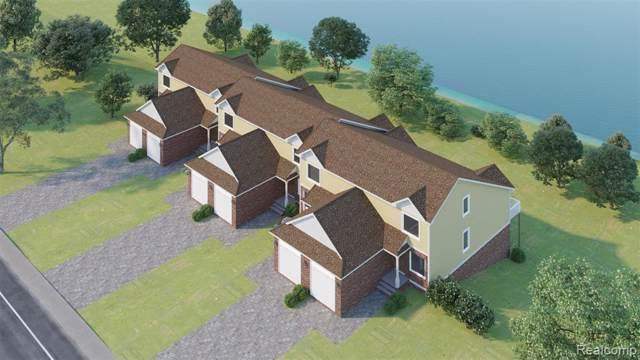 11305 Woodruff Lake Dr Drive #50, Brighton, MI 48116 (#219118362) :: The Mulvihill Group