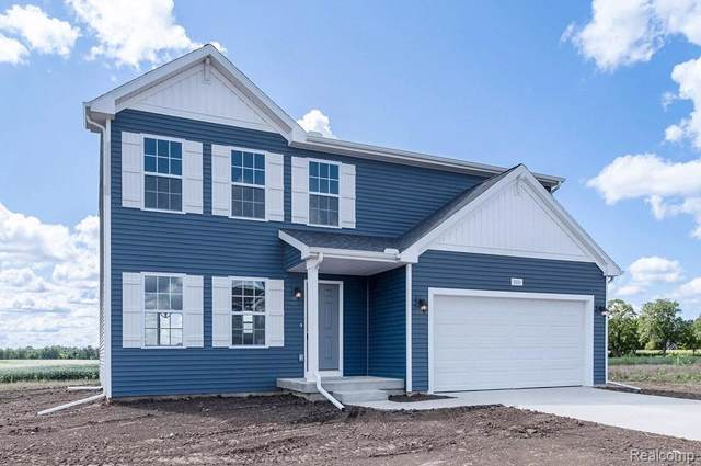 625 Autumn Valley Drive, Brandon Twp, MI 48462 (MLS #219118400) :: The Toth Team