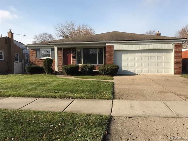24315 Beierman Avenue, Warren, MI 48091 (#219118413) :: The Buckley Jolley Real Estate Team