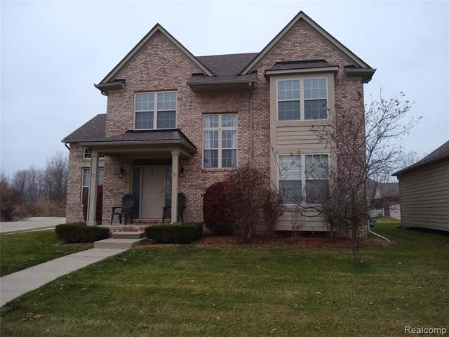 24198 Meadows Avenue, Flat Rock, MI 48134 (#219118470) :: The Mulvihill Group