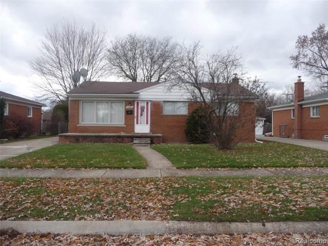 24901 Curie Street, Warren, MI 48091 (#219118746) :: The Buckley Jolley Real Estate Team