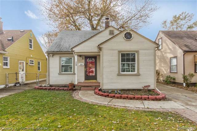 1769 Morris Avenue, Lincoln Park, MI 48146 (MLS #219118768) :: The Toth Team