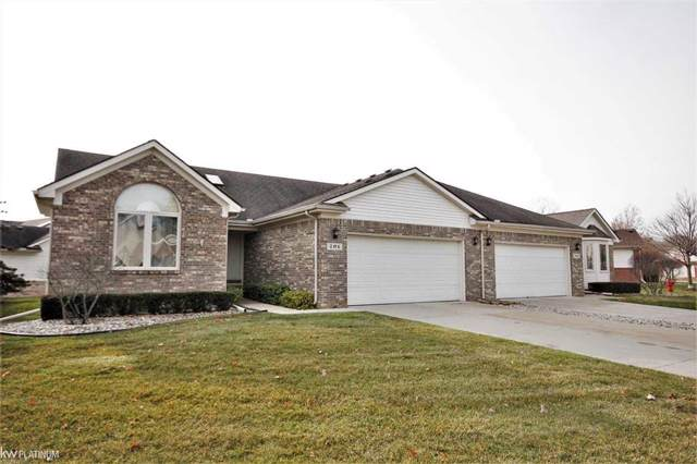 791 Snowbird Circle, ST. CLAIR, MI 48079 (#58050000892) :: Alan Brown Group