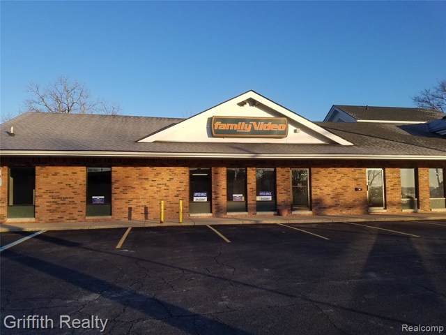 22 Barker St, Northfield Twp, MI 48189 (#219118805) :: The Buckley Jolley Real Estate Team