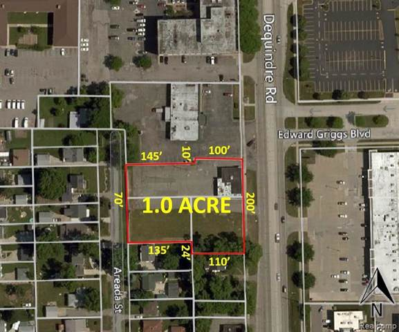 27101 Dequindre Road, Madison Heights, MI 48071 (#219118919) :: Alan Brown Group