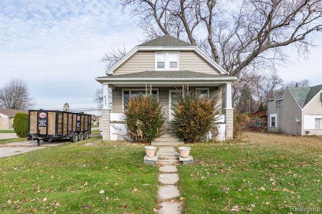18781 Common Road, Roseville, MI 48066 (#219118923) :: The Buckley Jolley Real Estate Team