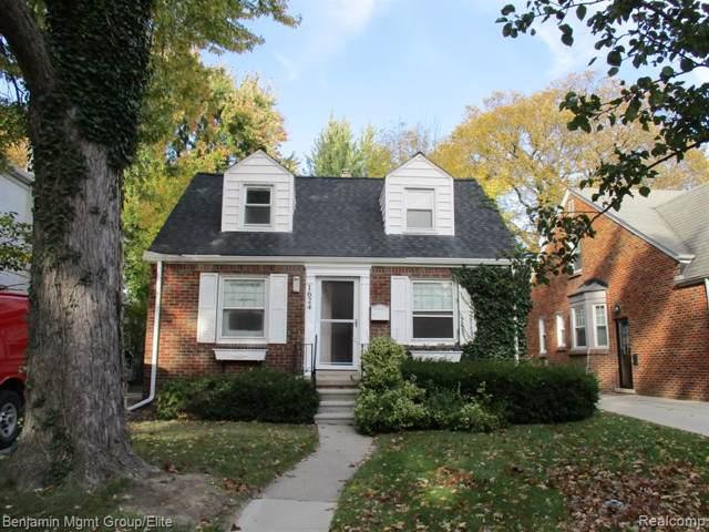 1624 Hampton Road, Grosse Pointe Woods, MI 48236 (#219119019) :: Duneske Real Estate Advisors