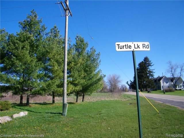 Par 1 Turtle Lake Road, Rich Twp, MI 48461 (#219119024) :: GK Real Estate Team