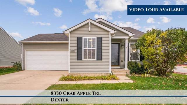 8330 Crab Apple Trail, Lima Twp, MI 48130 (#543270169) :: GK Real Estate Team