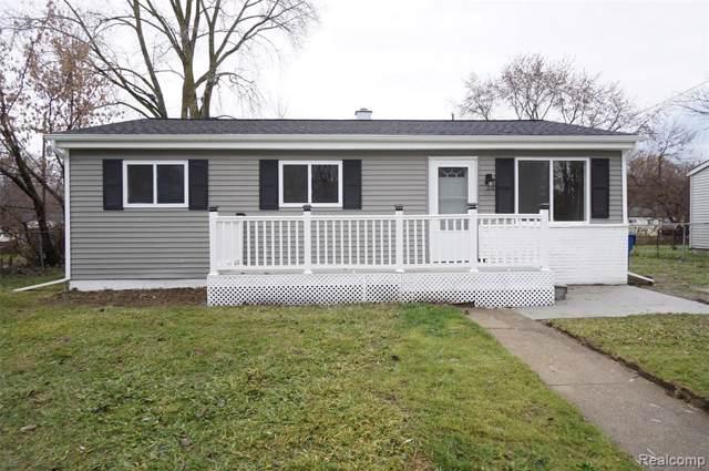 1530 Wiard Boulevard, Superior Twp, MI 48198 (#219119132) :: The Buckley Jolley Real Estate Team