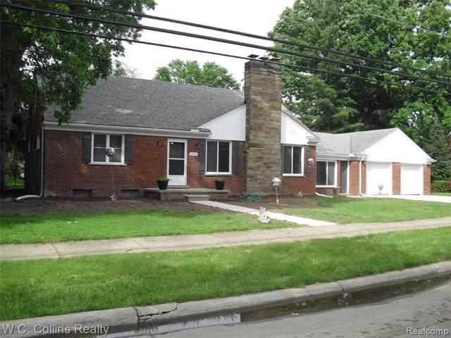 20451 Huntington Avenue, Harper Woods, MI 48225 (#219119139) :: Alan Brown Group