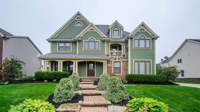 832 Glen Meadows Drive, South Lyon, MI 48178 (#543270080) :: The Buckley Jolley Real Estate Team