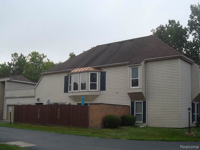 8159 Colony Drive #24, Grosse Ile Twp, MI 48138 (#219119190) :: The Buckley Jolley Real Estate Team
