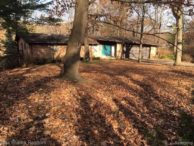 1528 Tator Court, Bloomfield Twp, MI 48302 (#219119198) :: The Buckley Jolley Real Estate Team