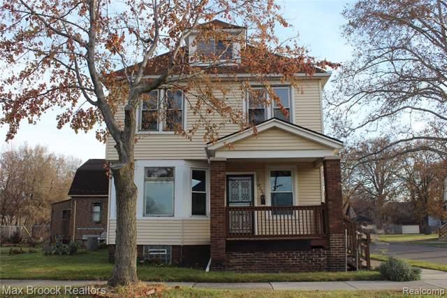2200 Parker Street, Detroit, MI 48214 (#219119212) :: The Buckley Jolley Real Estate Team