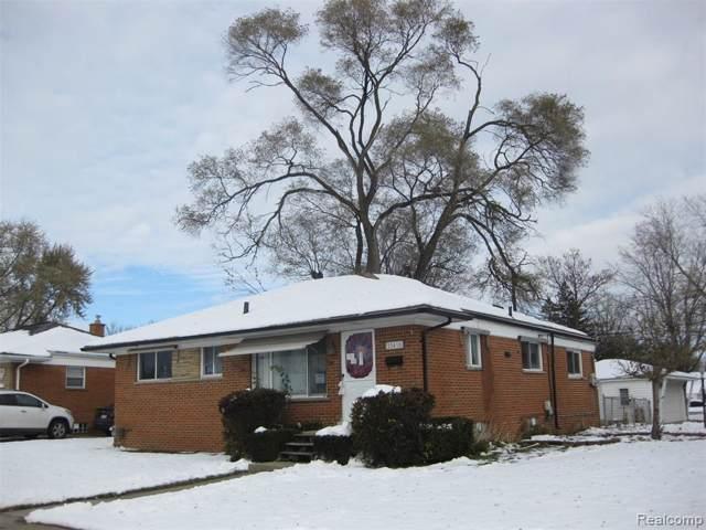 25418 Audrey Avenue, Warren, MI 48091 (#219119236) :: The Buckley Jolley Real Estate Team