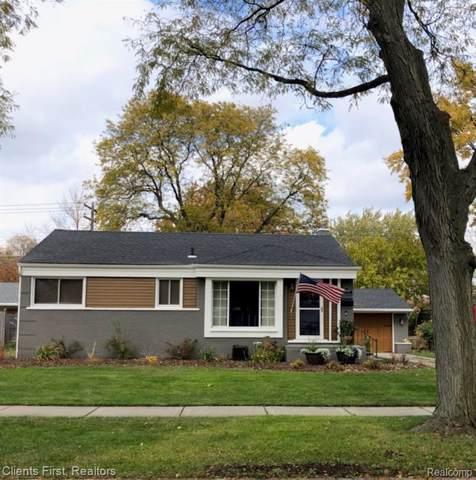 29760 Minton Street, Livonia, MI 48150 (#219119247) :: The Buckley Jolley Real Estate Team