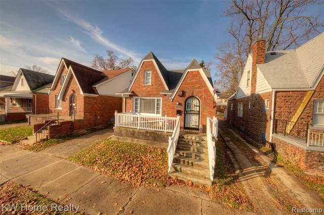 15381 Littlefield Street, Detroit, MI 48227 (#219119284) :: Keller Williams West Bloomfield