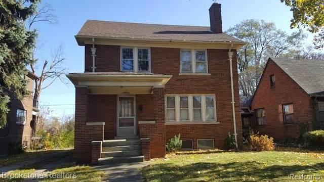 14936 Ashton Road, Detroit, MI 48223 (MLS #219119302) :: The Toth Team