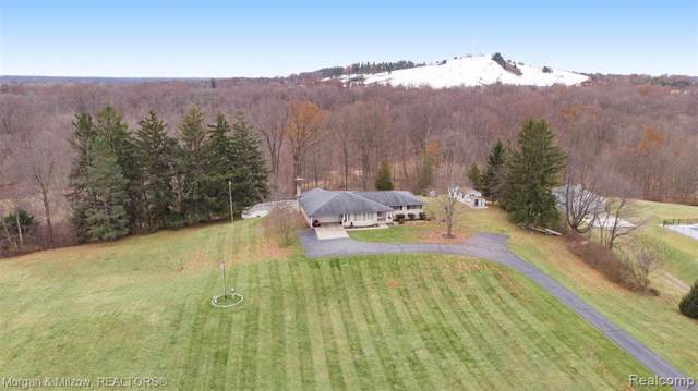 5425 Clarkston Road, Independence Twp, MI 48348 (#219119318) :: The Alex Nugent Team | Real Estate One