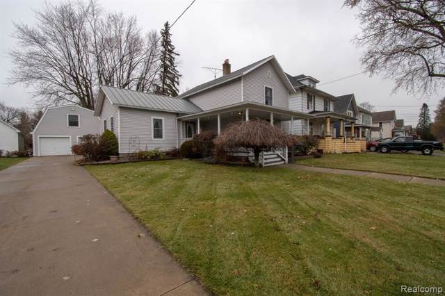 129 Godfroy Avenue, Monroe, MI 48162 (#219119348) :: GK Real Estate Team