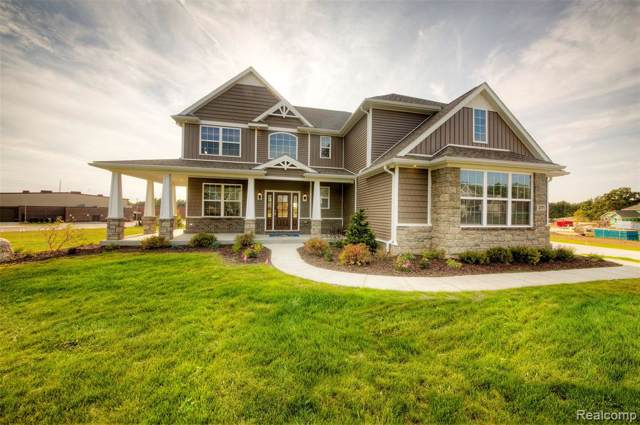 7944 Pamalane Ct. (Homesite 2B), Green Oak Twp, MI 48116 (MLS #219119357) :: The Toth Team