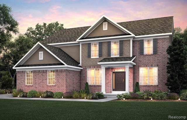 4119 Newgard Drive, Orion Twp, MI 48360 (#219119456) :: GK Real Estate Team