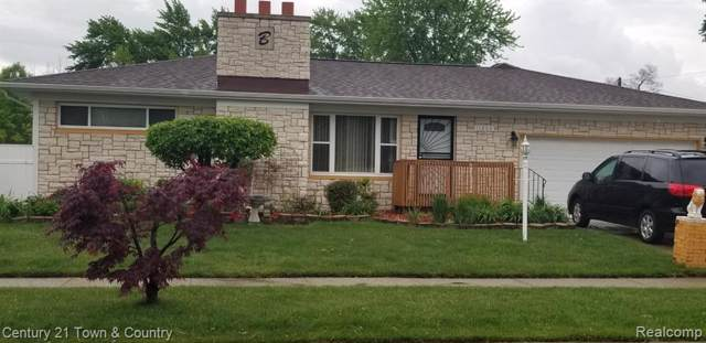 11860 Avondale Avenue, Warren, MI 48089 (MLS #219119481) :: The Toth Team