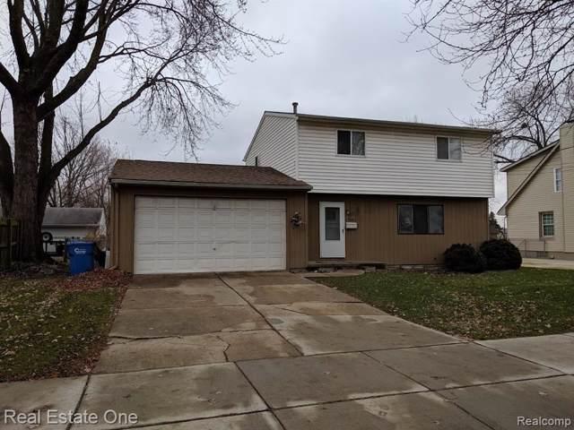 8196 Garbor Avenue, Warren, MI 48093 (#219119503) :: The Buckley Jolley Real Estate Team